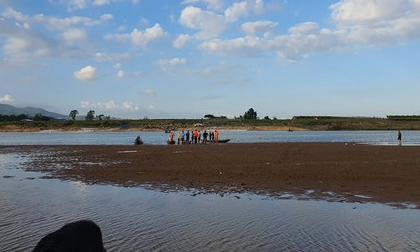 Quảng Nam: Lật ghe trên sông Vu Gia, 6 người vẫn đang mất tích
