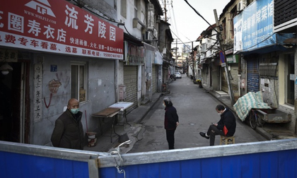 Trung Quốc có 2.563 ca tử vong vì virus corona