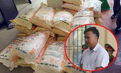 Quảng Nam: Mua bán hơn nửa tấn Xyanua, người đàn ông lĩnh án 9 năm tù