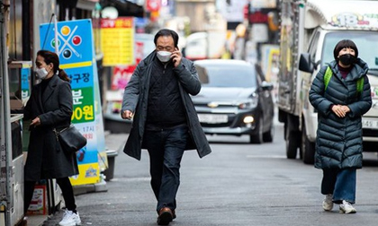 Người nước ngoài đầu tiên tử vong vì virus corona ở Hàn Quốc