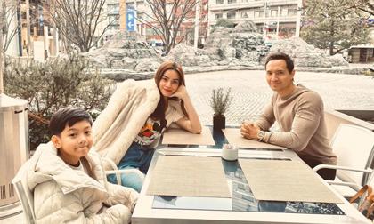 Hà Hồ bất ngờ dùng từ 'Gia đình' khi nói về mối quan hệ với Kim Lý