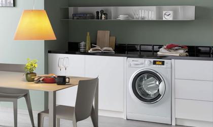 Vị trí đặt máy giặt chuẩn phong thủy giúp gia tăng vận khí, tiền tài