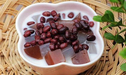 Chè hạt sen đậu đỏ thơm ngon, mềm tan trong miệng tốt cho sức khỏe ai cũng thích