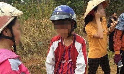 Một học sinh lớp 8 dùng dao đe dọa cướp điện thoại người đi đường?