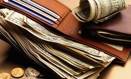 Phong thủy ví tiền khiến tiền bạc lúc nào cũng rủng rỉnh, tiêu hoài không lo hết