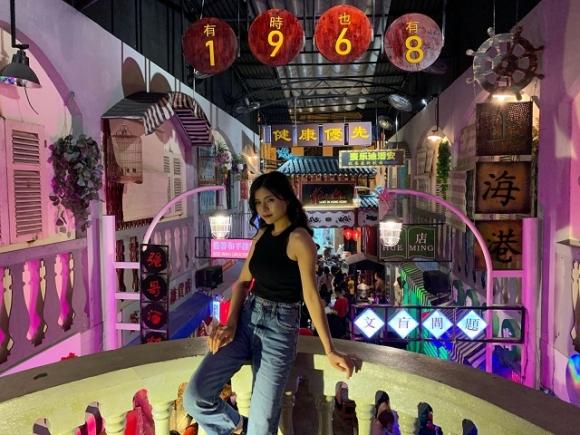 Hẻm bia Lost in Hongkong tại Hà Nội.