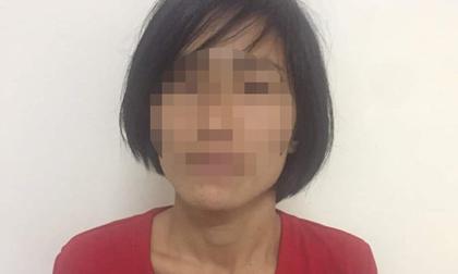 Thiếu phụ ngáo đá nhiều lần đe dọa giết con, đánh mẹ để lấy tiền