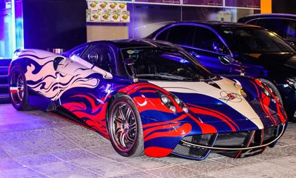 Pagani Huayra chỉ xếp thứ 2 trong số những chiếc xe đắt giá nhất VN