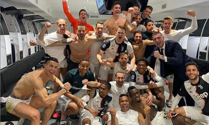 Hậu vệ Juventus dương tính với virus corona