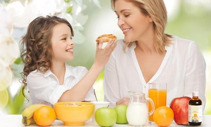 Những món ăn giúp tăng cường sức khỏe, phòng ngừa Covid-19 cho cả gia đình