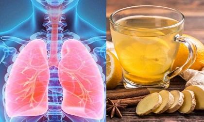Thực phẩm bảo vệ và làm sạch phổi, phòng ngừa Covid-19 hiệu quả
