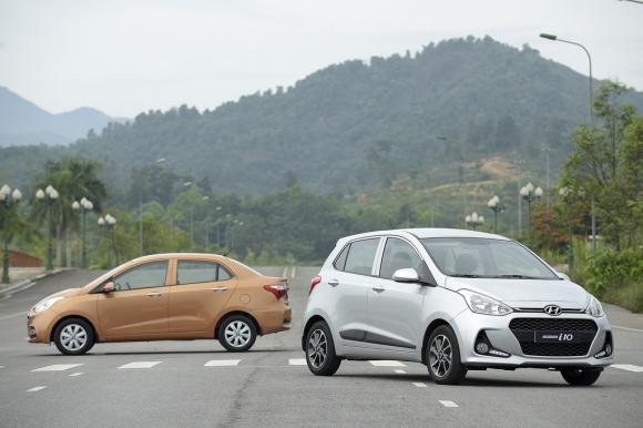 Xe Hyundai van ban chay nhat nhom duoi 500 trieu dong hinh anh 2 Hyundai_Grand_i10.jpg
