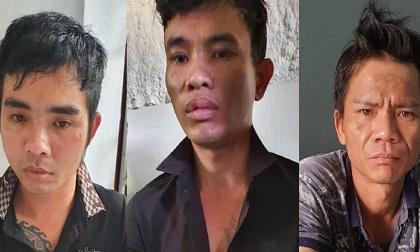 Bắt băng cướp chuyên vào tận giường ngủ để trộm hàng trăm triệu đồng