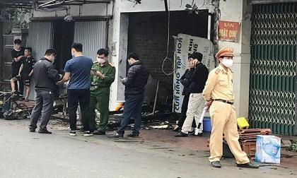 3 người chết cháy nghi do phóng hỏa