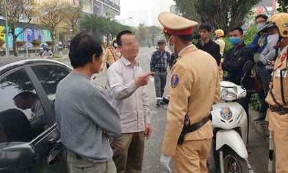 Tài xế ô tô gây tai nạn ở Kim Mã vi phạm nồng độ cồn mức 'khủng'