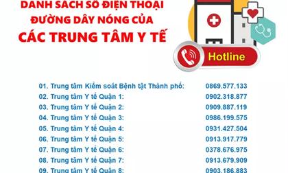 TP HCM thông báo khẩn liên quan bệnh nhân Covid-19 ở Ninh Thuận