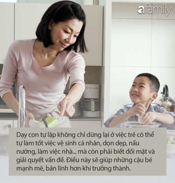 Có con trai trong gia đình bố mẹ nhất định phải dạy 4 điều này, cậu bé sẽ cảm ơn bạn sau 20 năm nữa - Ảnh 1.