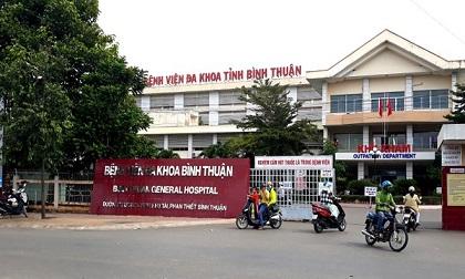 Sức khỏe 9 người nhiễm Covid-19 tại Bình Thuận tiến triển tốt