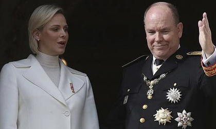 Hoàng thân Monaco trở thành nguyên thủ đầu tiên mắc Covid-19