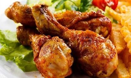 Bí quyết làm tỏi gà chiên mắm ngon ngất ngây, ăn sạch bay cả đĩa vẫn thòm thèm