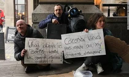 Nước Anh phải trải qua khó khăn thế nào vượt qua khủng hoảng vì Covid-19?