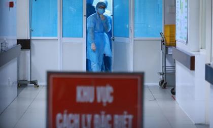 Thêm 3 ca nhiễm Covid-19 ở Hà Nội: Một trường hợp là bác sĩ Bệnh viện Bệnh Nhiệt đới Trung ương