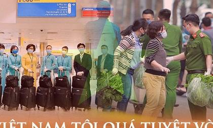 Những con số biết nói: Hàng triệu người dân tự hào 'Việt Nam quá tuyệt vời', đồng lòng chống dịch Covid-19 từ những điều nhỏ bé nhất