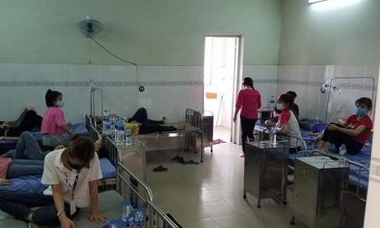 Gần 150 công nhân nghi ngộ độc thức ăn ở Đồng Nai