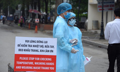 Bộ Y tế thông báo khẩn tìm 7 chuyến bay có người nhiễm Covid-19