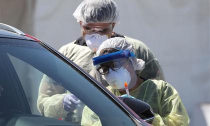 Số ca nhiễm tại Mỹ đã cao nhất thế giới, vượt Italy và Trung Quốc