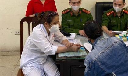 Xử phạt trường hợp đầu tiên tại Hà Nội không đeo khẩu trang
