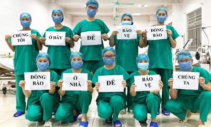 Tâm thư của nữ y tá: 'Tôi không sợ nhiễm Covid-19, chỉ sợ bạn không chịu ngồi yên và lây bệnh cho người khác'