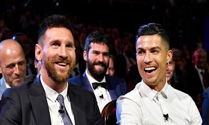 Ronaldo, Messi có xứng đáng vào top 10 cầu thủ vĩ đại nhất?