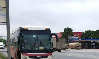 Cách ly khẩn cấp 29 hành khách trên xe từ Hà Nội về Thanh Hóa