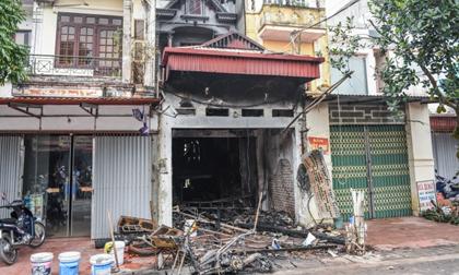 Bé gái 8 tuổi trong vụ anh đốt nhà em gái đã tử vong