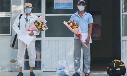 Hai bệnh nhân dương tính với Covid – 19 thứ 61 và 67 ở Ninh Thuận xuất viện