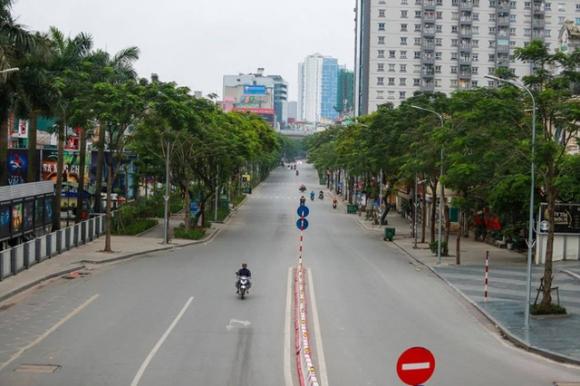'. Chỉ 1 ngày sau cách ly xã hội: Chất lượng không khí đã cải thiện bất ngờ, trung tâm các thành phố lớn đã đạt ngưỡng xanh ngát hiếm có .'