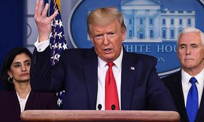 Gần 6.000 ca tử vong tại Mỹ, TT Trump điều quân đội đến New York