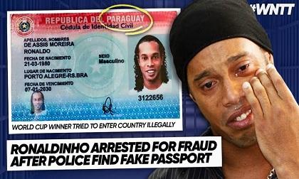 """Ronaldinho """"bóc lịch"""" đến tháng 9"""