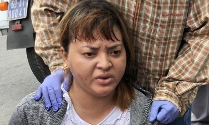 Nữ 9X giấu 1 kg ma túy đá trong cốp xe