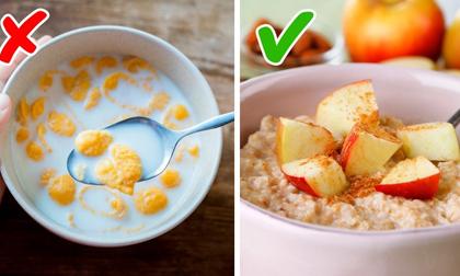 Những loại thực phẩm không nên ăn trước 10 giờ sáng