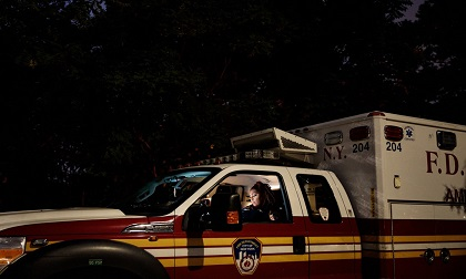 'Lúc nào cũng như 11/9' - ngày ám ảnh của nhân viên cấp cứu New York