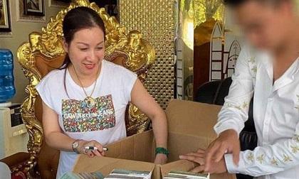 Vợ chồng Dương Đường và những đại gia chơi ngông rồi xộ khám