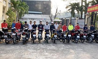 Ngăn chặn kịp thời cả trăm 'quái xế' tụ tập đua xe tại KCN Biên Hòa 2