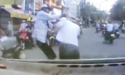 Bắt đối tượng đánh chết người sau va chạm giao thông