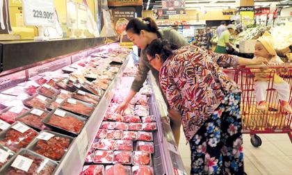Xử lý nghiêm việc găm hàng, đẩy giá thịt lợn lên cao