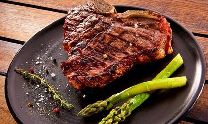 Thịt bò nướng tiêu thơm ngon, mềm tan trong miệng