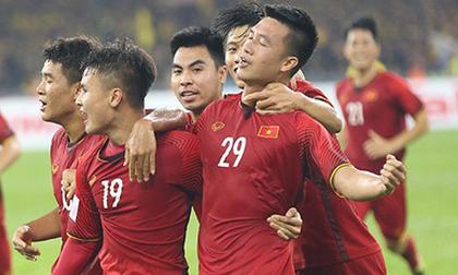 Cú 'lật bài' kinh điển đưa Việt Nam lên ngôi vô địch của HLV Park Hang-seo