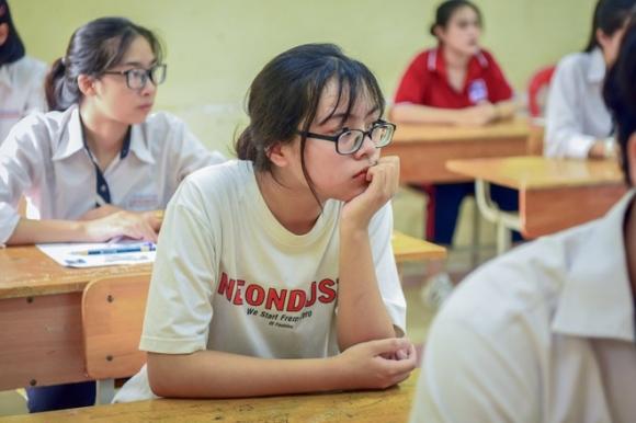 Thu tuong dong y phuong an thi tot nghiep THPT 2020 hinh anh 1 thi_thpt_2019.jpg