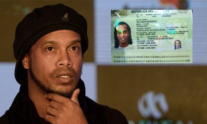 Ronaldinho lần đầu phá vỡ sự im lặng sau thời gian ở tù